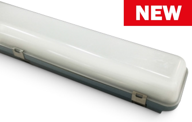 Plafoniera A Led 120 Cm : Plafoniera led doppia cm w bianco naturale